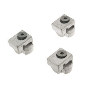 Top Track End Stops - Set of 3 Pieces
