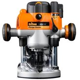 Dual-Mode Precision Plunge Router - 1400 W (2 HP)
