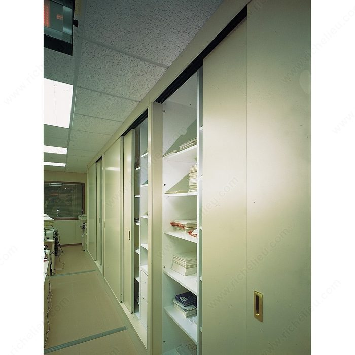 Richelieu hardware for Commercial interior sliding doors