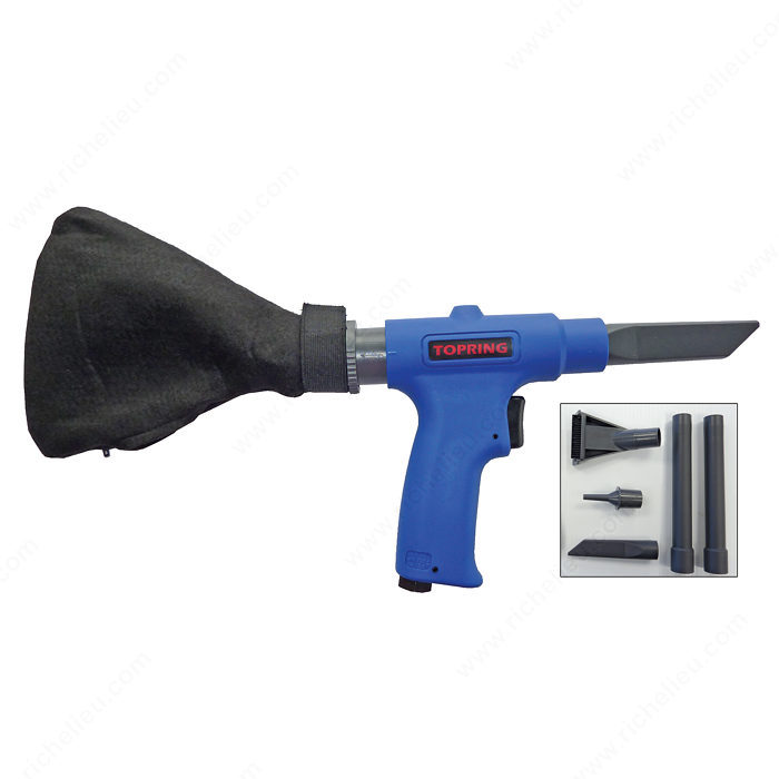 Air Vacuum And Blow Gun Kit Richelieu Hardware