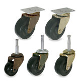 Heavy-Duty Furniture Casters
