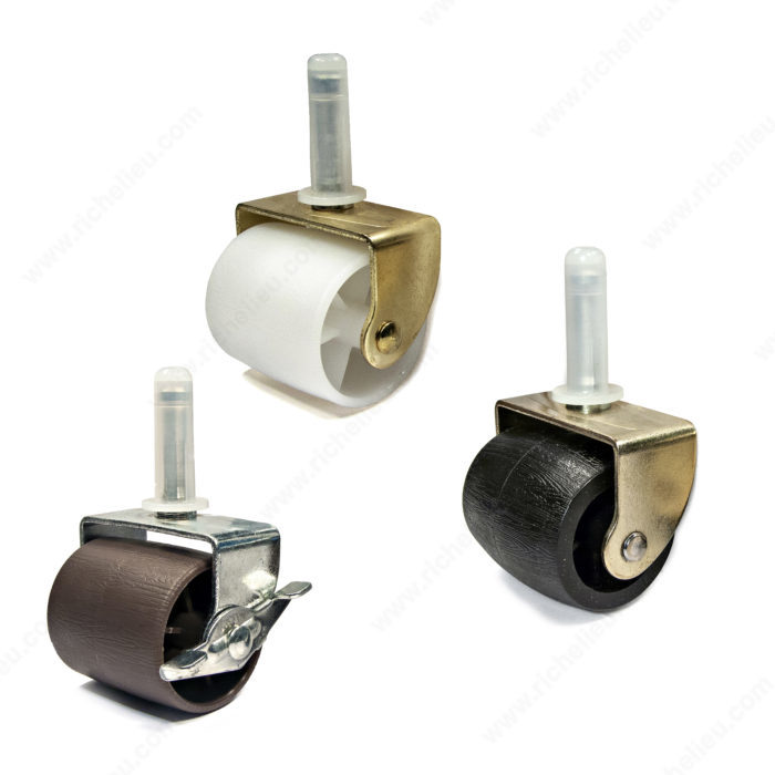 Bed Frame Casters & Accessories - Richelieu Hardware