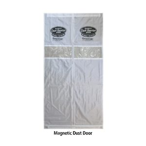 3rd-Hand Magnetic Dust Barrier Door (Curtain only)