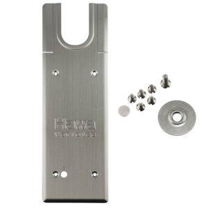 Cover Plate for Floor Door Closer
