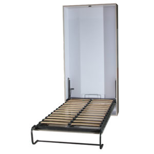 Vertical Wall Bed Mechanism with Piston Mechanism & Manual Unfolding Leg