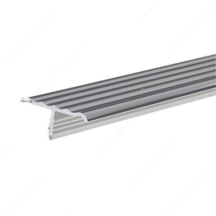 Aluminum Tee Mouldings - Richelieu Hardware