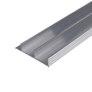 Aluminum Extrusion for Showcase Display