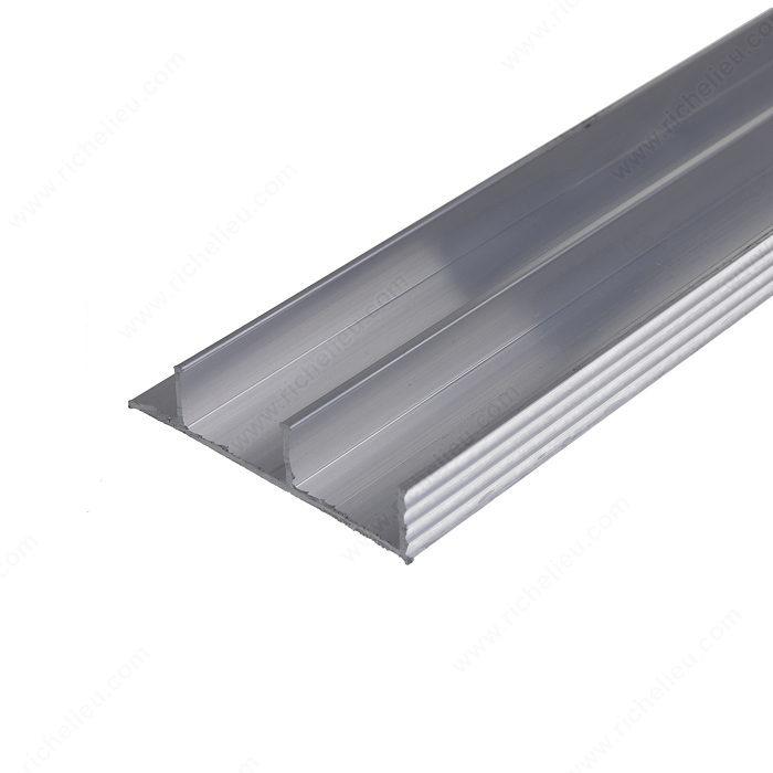 Aluminum Door Systems : Aluminum extrusion for showcase display richelieu hardware