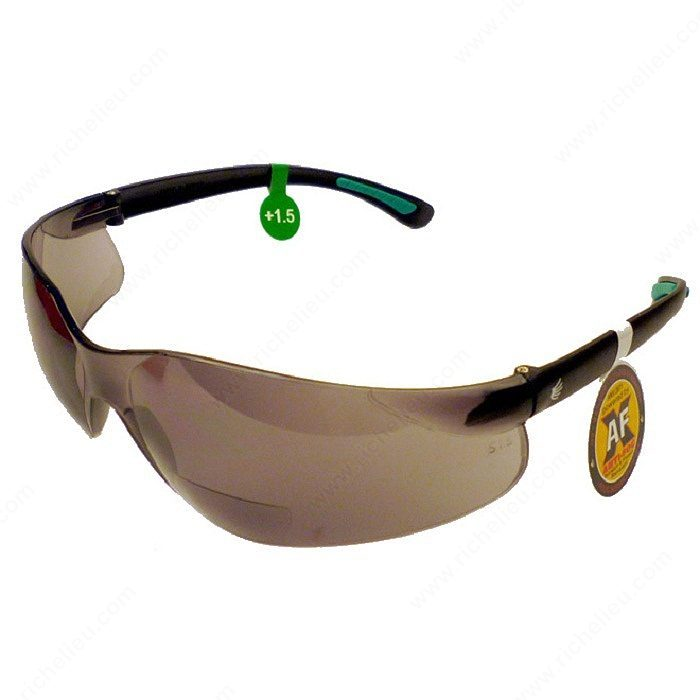 Safety Glasses With Diopter Tinted Richelieu Hardware