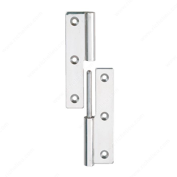 Lift-Off Hinge - Richelieu Hardware