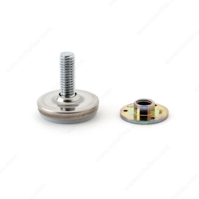 Stainless Steel Leveling Glide Richelieu Hardware