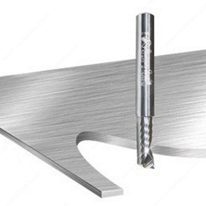 m che de toupie spirale en o pour l 39 aluminium. Black Bedroom Furniture Sets. Home Design Ideas