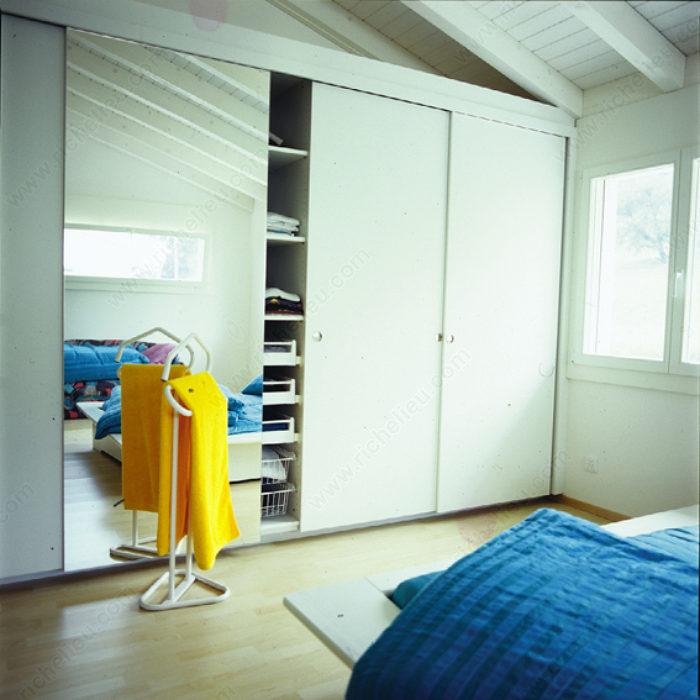 Concealed Hardware System For Large Cabinet Doors   Richelieu Hardware