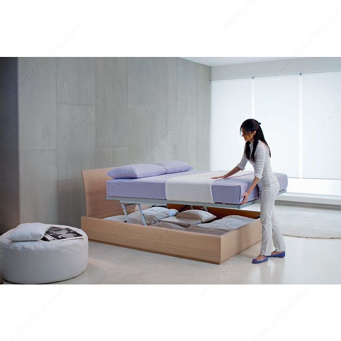 Pleasing Lift Mechanism And Hardware For Bed With Storage Unit Uwap Interior Chair Design Uwaporg