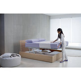 Bed with Kangaroo Storage Set with 2 Opening Positions