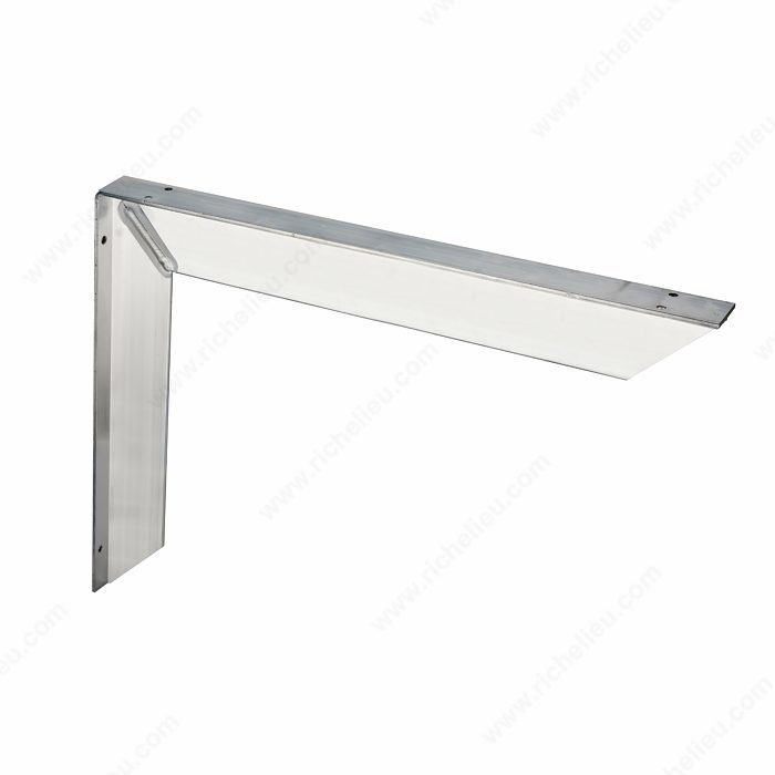 extra heavy duty countertop bracket counter support brackets provide a ...