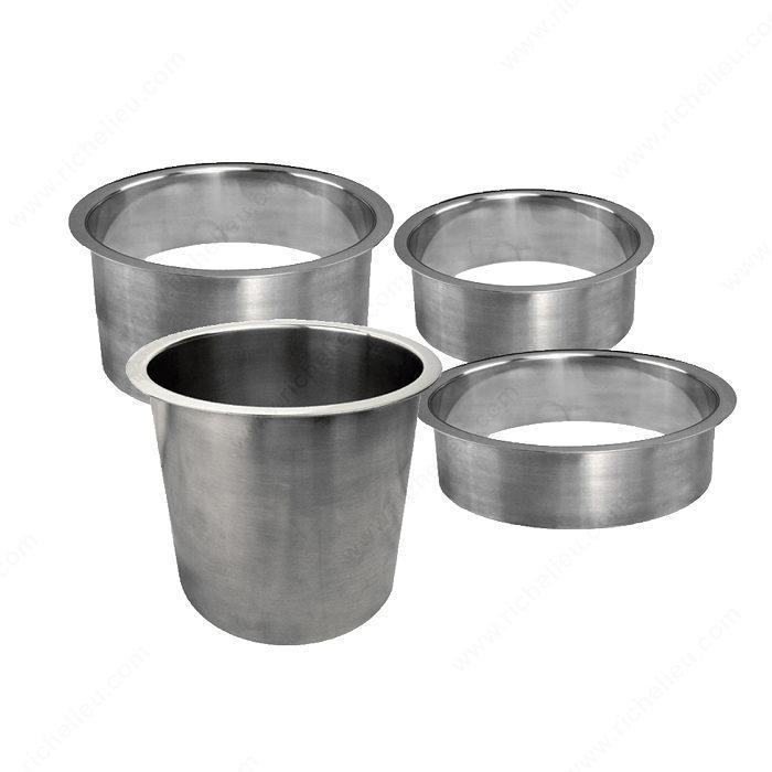 Stainless Steel Trash Grommets Richelieu Hardware