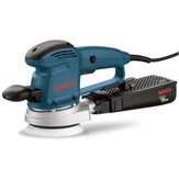 "6"" Random Orbital Sander with Hook & Loop Sub-Base"