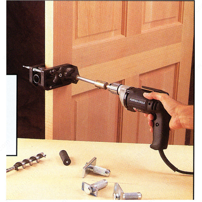 Door Latch Door Latch Jig