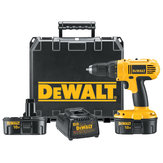 "18V, 1/2"" Compact Drill-Driver Kit"