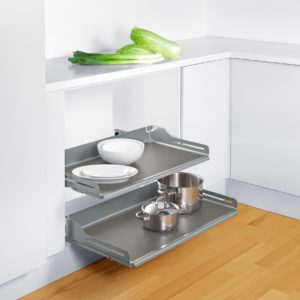 Cavare Pull-Out Shelf System
