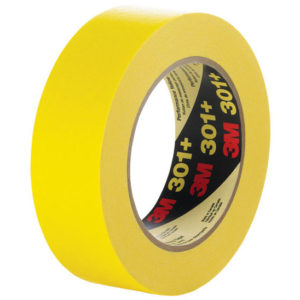 Industrial Performance Masking Tape 301