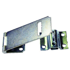 Safety Hasp - Adjustable Staple