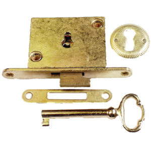 Lock for Lids - Classic Key