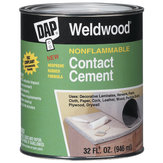 DAP Weldwood Contact Cement - Non Flammable