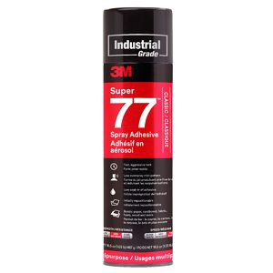 3M Spray Adhesive - 77