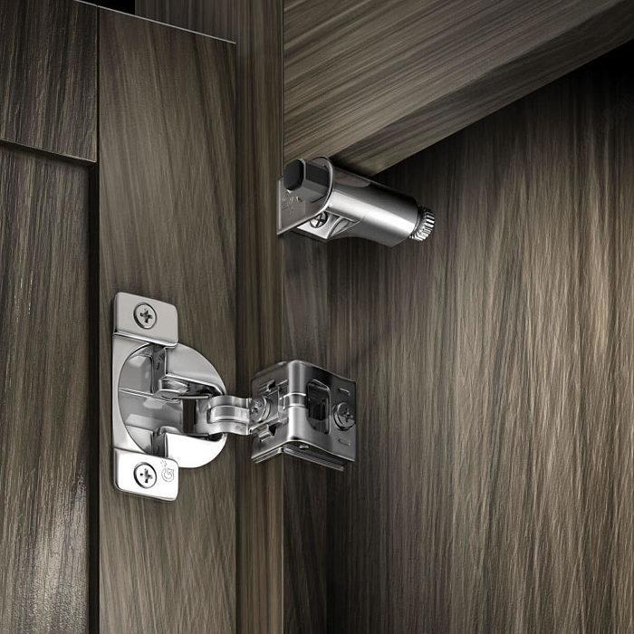 Soft Close Adapter For Cabinet Doors Richelieu Hardware