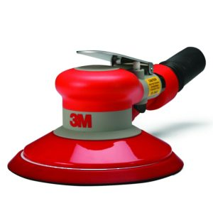 "3M Model 20327 6"" Pneumatic Orbital Sander - Dustless"