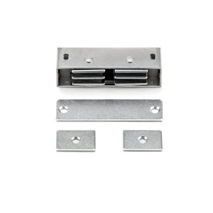 Triple Pole Magnetic Catch - Aluminum Case
