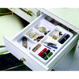 2-Tier Cosmetic Drawer Organizer