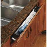 Stainless Steel Slim Tilt-Out Tray - Under Sink