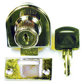 Deluxe Swinging Glass Door Lock