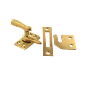 Casement Aluminum Window Sash Lock and Keeper