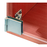 Glass Cabinet Hinge - Overlay/Snap Close