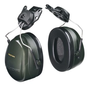 Optime 101 Earmuffs (Helmet Mount)
