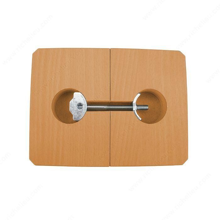 Zipbolt Countertop Joint Fastener : Zipbolt Universal Tool 10.500 - 81 mm x 35 mm - 423510500 - Richelieu ...