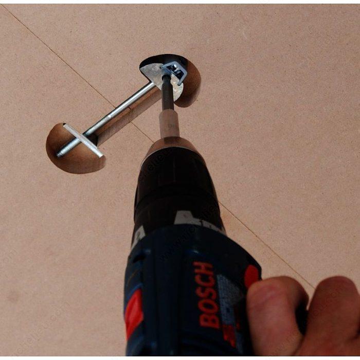 Zipbolt Countertop Joint Fastener : zipbolt universal tool 10 900 drawbolt 6 mm x 100 mm the zipbolt ut ...