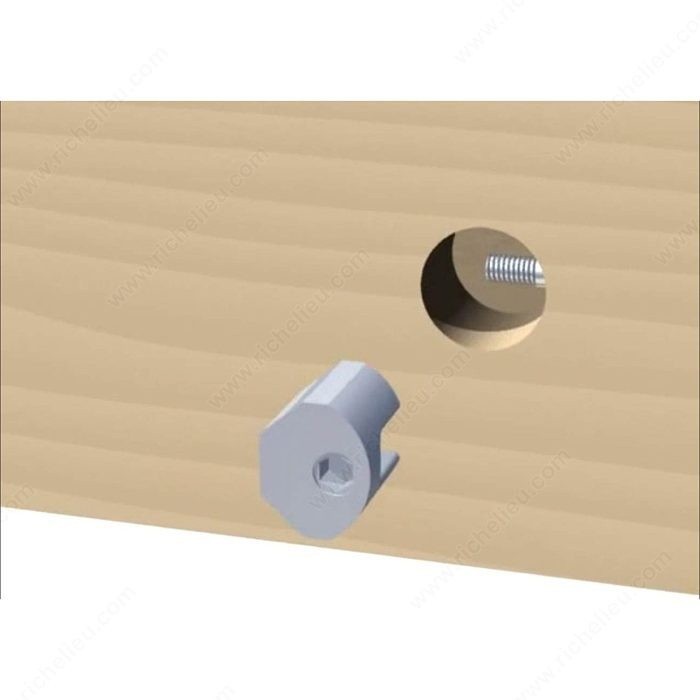 Countertop Fasteners : Zipbolt Universal Tool 11.720 - Mini Half Mitre 6 mm x 85 mm ...