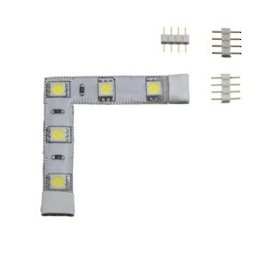 90° L Connector for Richelieu's LED 24V Flexible Tape Light