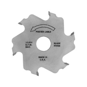 Standard Biscuit Replacement Blade for Deluxe Plate Joiner