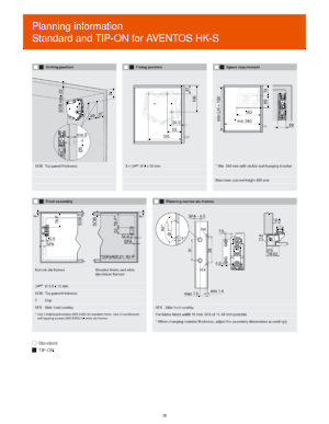 blum aventos hk installation instructions