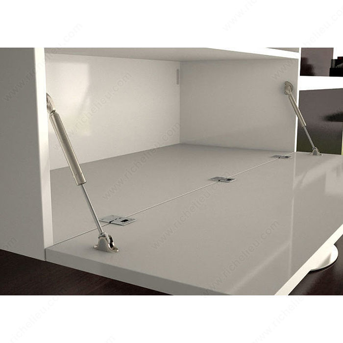 Adapter for 5 8 39 39 16mm panel kimana hinge richelieu - Penture de porte d armoire ...