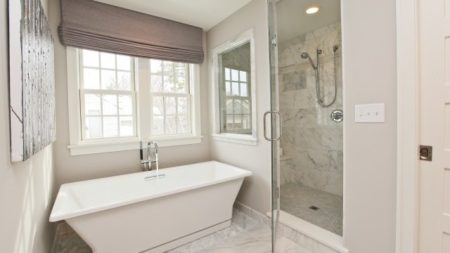Composantes pour l 39 assemblage de douches avec parois en for O miroir montreal
