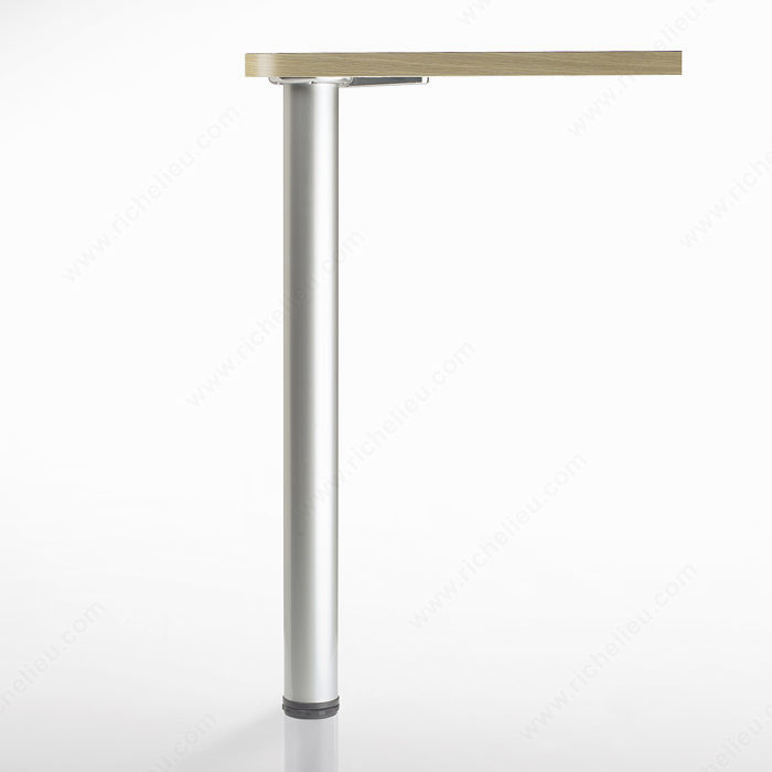 1100 mm 43 14 adjustable bar table leg 6151 richelieu 1100 mm 43 14 adjustable bar table leg 6151 richelieu hardware watchthetrailerfo