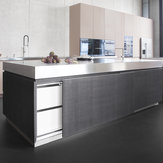 System with Varying Width for Lower Cabinet. EKU-FRONTINO 20 H Forslide (FS)
