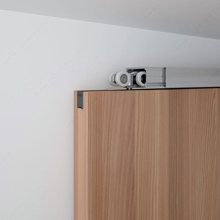 Eku porta 60 100 hmd richelieu hardware for Internal sliding doors systems